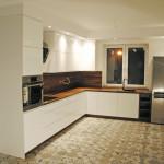 capri allmeb opole meble kuchenne z białymi frontami na wysoki połysk
