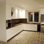 capri białe meble do zabudowy zamontowane w opolu