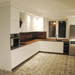 capri białe meble kuchenne montaż opole