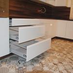 capri wuże wytrzymałe szuflady do mebli kuchennych na wymiar