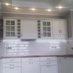 classic stylowe oświetlenie mebli kuchennych