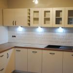 flavio oświetlenie przestrzeni roboczej blatu w meblach kuchennych