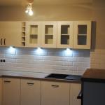 flavio subtelne oświetlenie mebli kuchennych