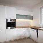 karina przykład zabudowy sprzętu AGD w meble we współczesnej kuchni